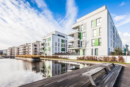 Real Estate - Can Capital - moderne Wohnsiedlungen